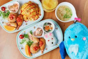 4-①mama's kitchenランチ